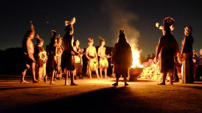 """Lễ Dậy thì đặc biệt của các thiếu nữ thổ dân Apache với đức tin về sự """"tái sinh"""" - Ảnh 3."""