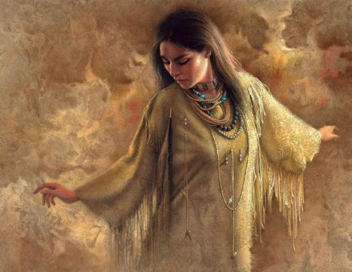 """Lễ Dậy thì đặc biệt của các thiếu nữ thổ dân Apache với đức tin về sự """"tái sinh"""" - Ảnh 4."""