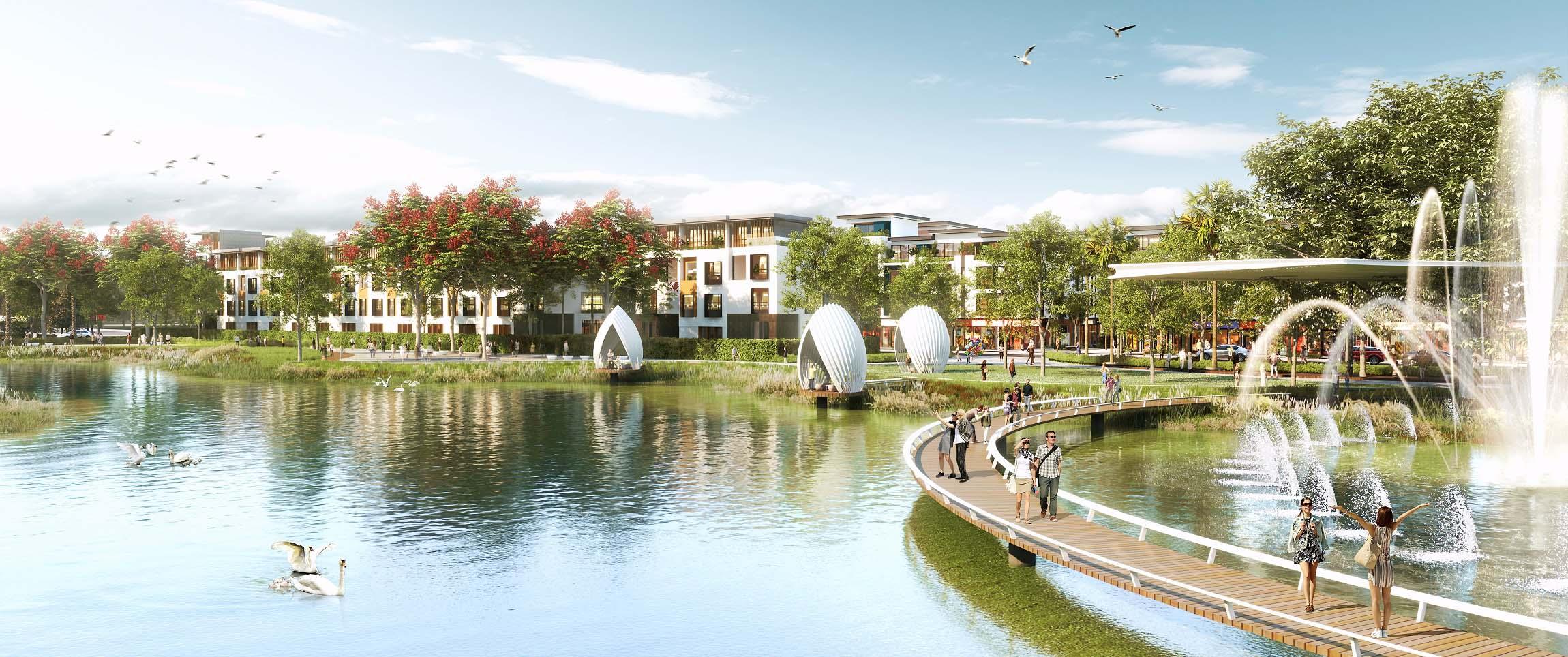 - Tân Á Đại Thành kiến tạo hệ sinh thái kép đô thị tại Phú Quốc - Ảnh 2.
