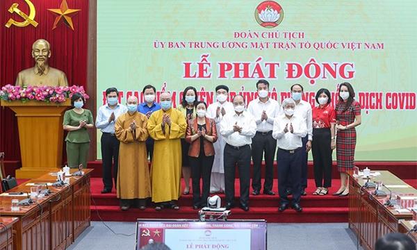 BHXH Việt Nam ủng hộ 2 tỷ đồng để chung tay đẩy lùi dịch bệnh Covid-19 - Ảnh 1.