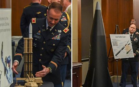 Đối thủ run sợ: Tiết lộ tầm bắn kinh hoàng của tên lửa siêu thanh quân đội Mỹ - Ảnh 2.