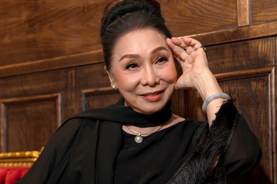 Nghệ sĩ cải lương Bạch Tuyết: Tan vỡ hôn nhân và cái duyên gặp chồng tỉ phú - Ảnh 1.
