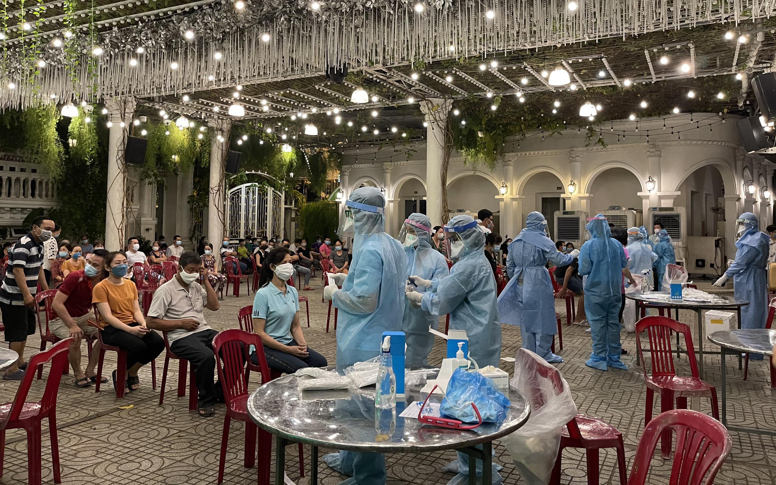 TP.HCM: 10 ca nghi nhiễm mới, chùm ca tại BV Hoàn Mỹ Sài Gòn là chủng Ấn Độ, có thể liên quan đến Hội thánh