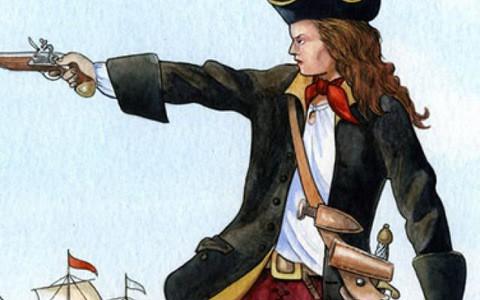 """Kết cục bí ẩn của """"nữ hoàng"""" cướp biển tóc đỏ, mắt xanh - Ảnh 5."""