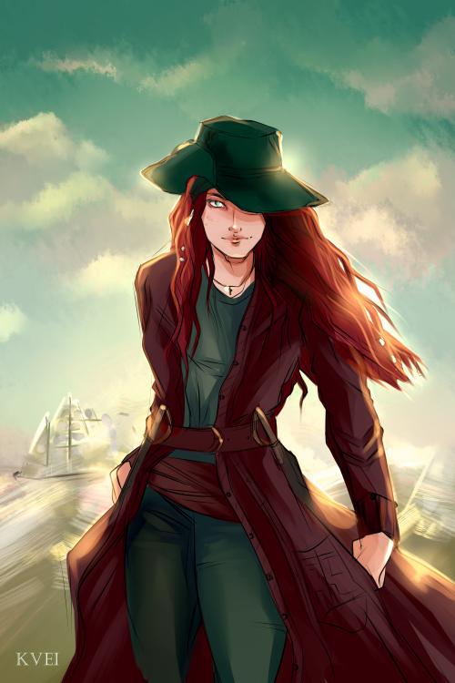 """Kết cục bí ẩn của """"nữ hoàng"""" cướp biển tóc đỏ, mắt xanh - Ảnh 7."""