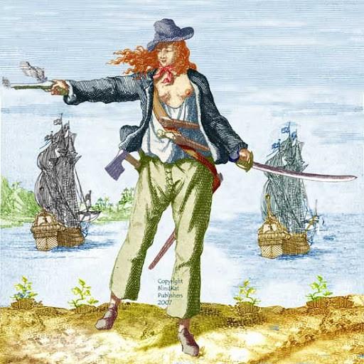 """Kết cục bí ẩn của """"nữ hoàng"""" cướp biển tóc đỏ, mắt xanh - Ảnh 8."""