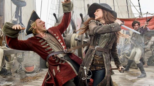 """Kết cục bí ẩn của """"nữ hoàng"""" cướp biển tóc đỏ, mắt xanh - Ảnh 9."""