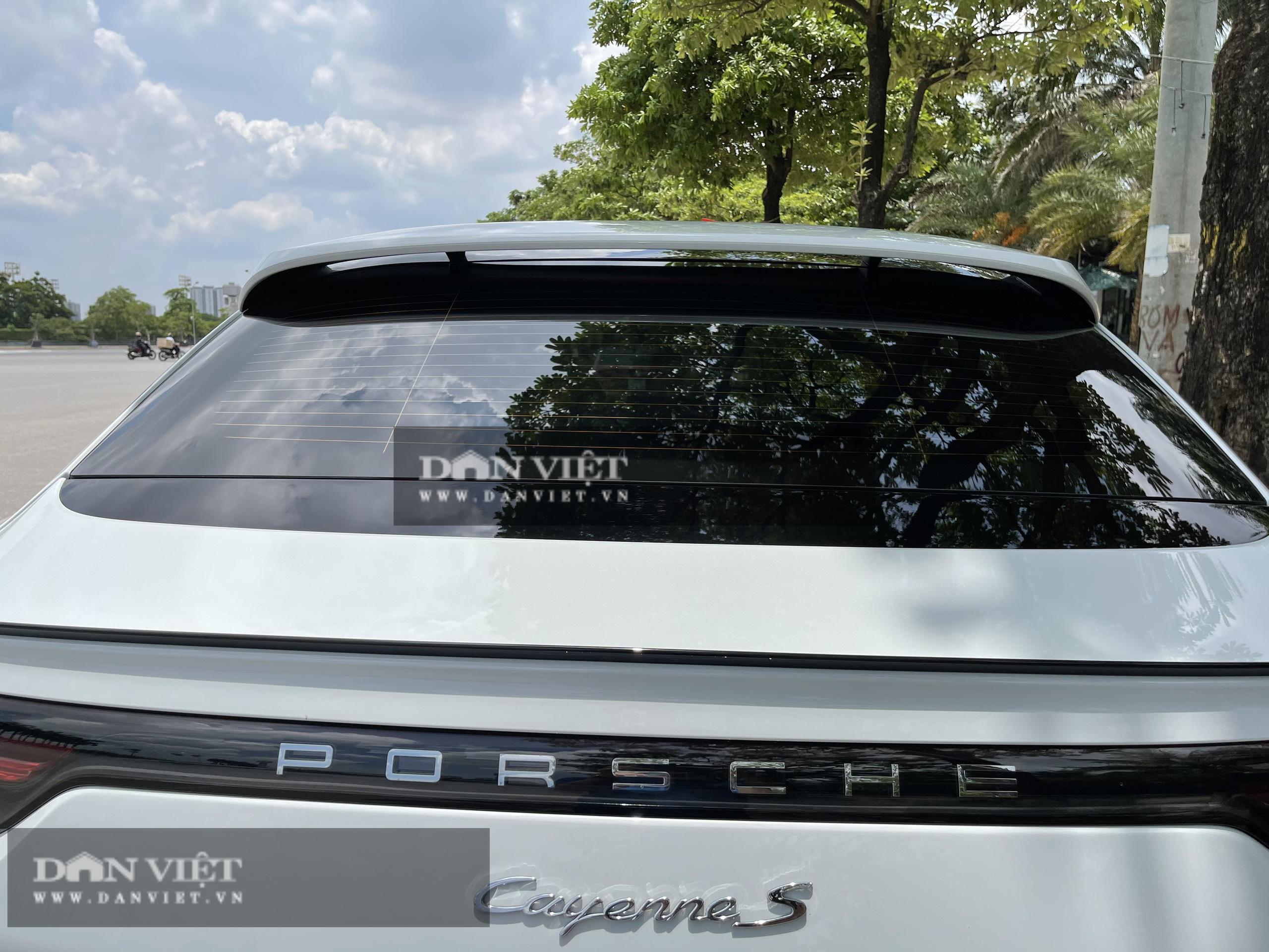 """Chủ siêu xe Porsche Cayenne Coupe độc nhất Việt Nam: """"Khi ôm vô-lăng là tận hưởng"""" - Ảnh 4."""