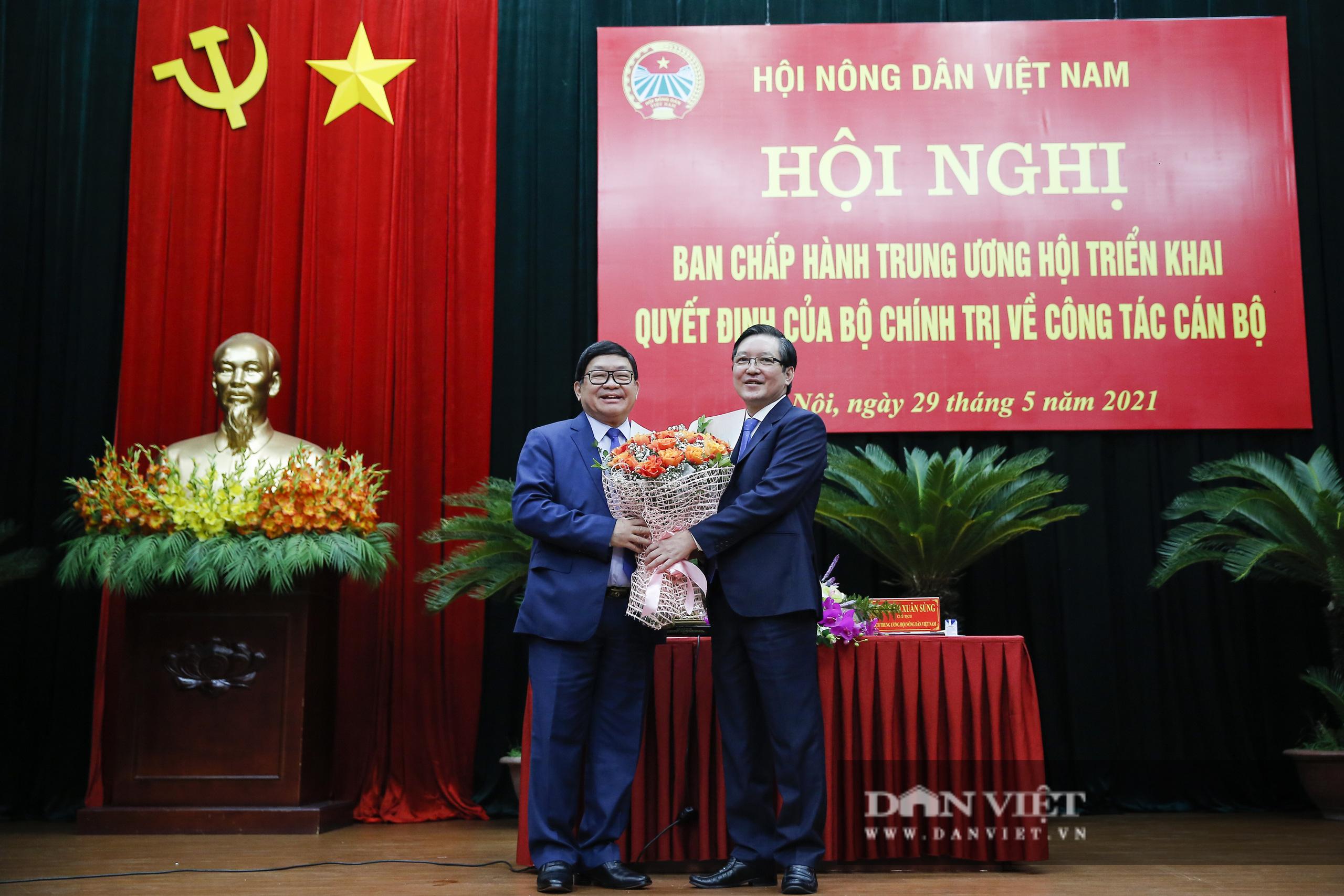 Ảnh: Hội nghị BCH TƯ Hội Nông dân Việt Nam triển khai quyết định của Bộ Chính trị về công tác cán bộ - Ảnh 16.
