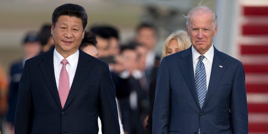 Biden- Tập Cận Bình: 24 giờ họp riêng, đi cùng 17 ngàn dặm, Trung Quốc tin sẽ 'tiếp quản Mỹ' vào năm 2035 - Ảnh 1.