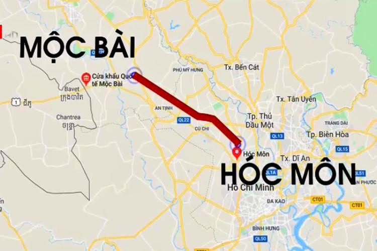 Thống nhất phương án xây dựng cao tốc TP.HCM – Mộc Bài, sẽ khởi công vào năm 2023? - Ảnh 1.