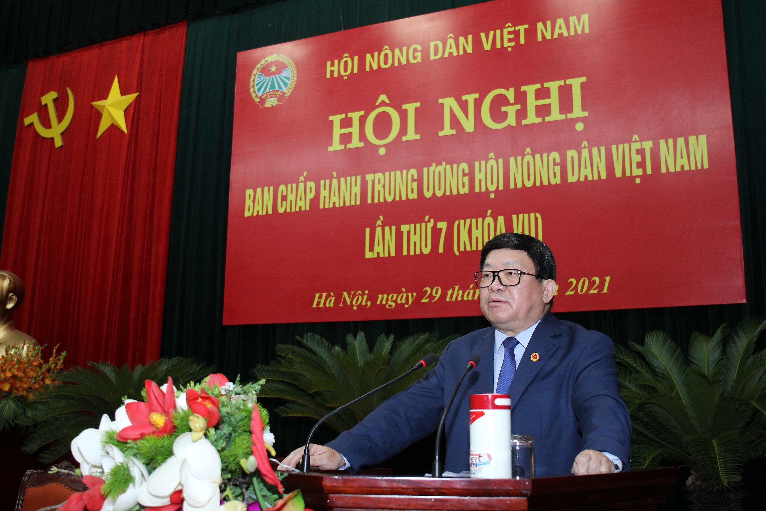 Hôm nay (29/5): Bầu chức danh Chủ tịch T.Ư Hội  Nông dân Việt Nam - Ảnh 1.