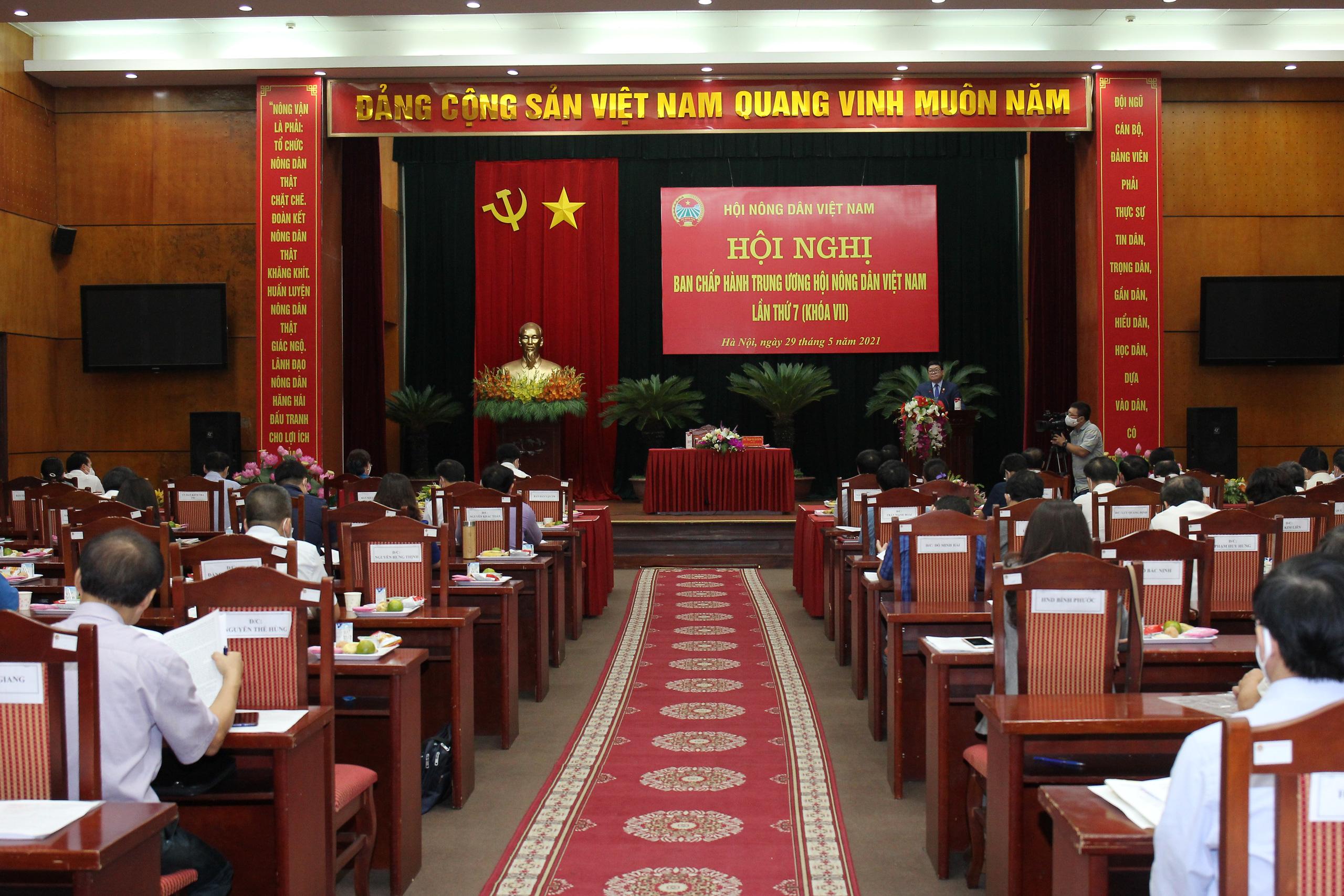 Hôm nay (29/5): Bầu chức danh Chủ tịch T.Ư Hội  Nông dân Việt Nam - Ảnh 2.