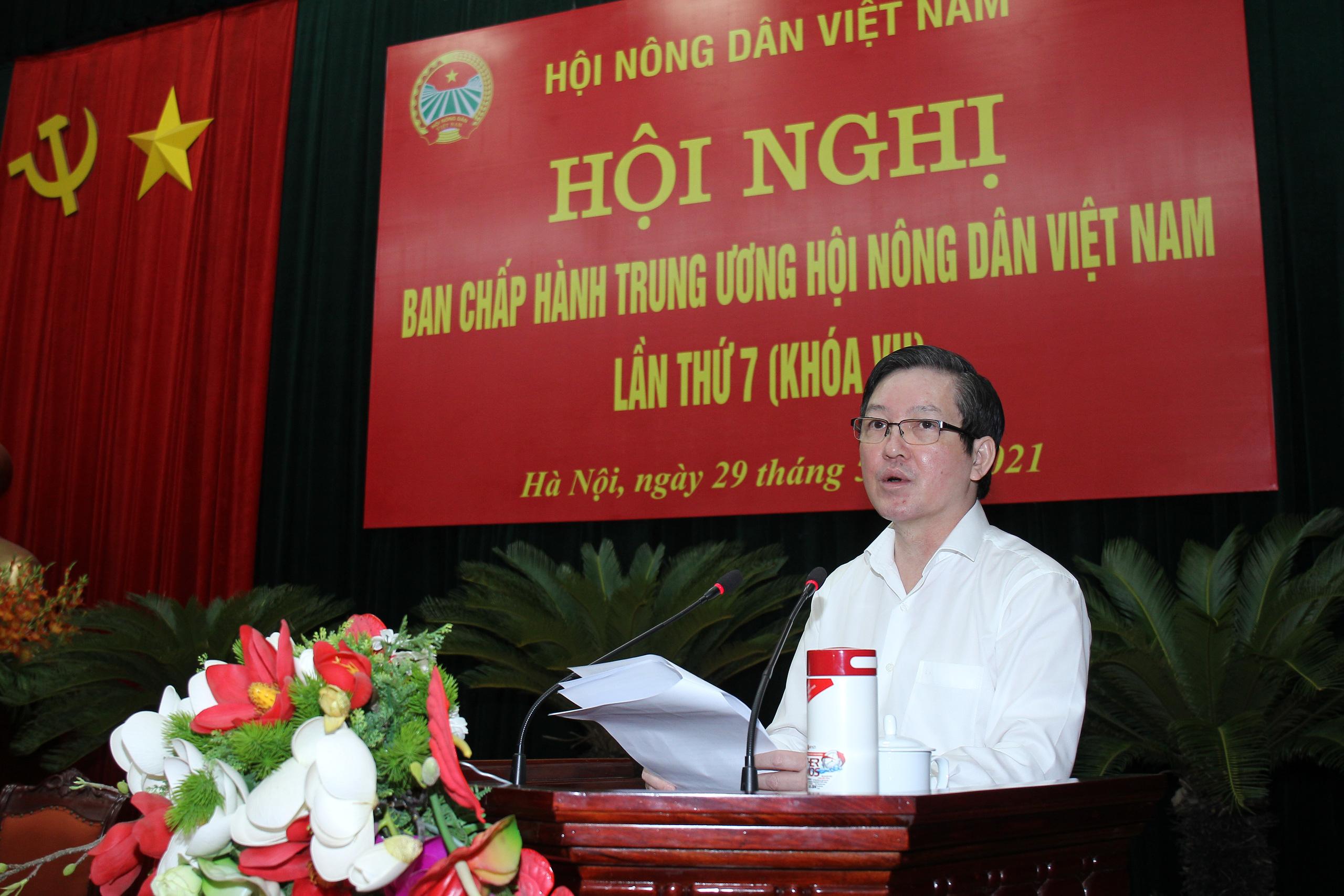 Hôm nay (29/5): Bầu chức danh Chủ tịch T.Ư Hội  Nông dân Việt Nam - Ảnh 3.