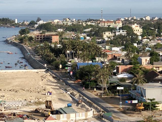 Quảng Ngãi: Huyện xin lấn biển lấy đất cấp cho dân làm nơi ở  - Ảnh 3.