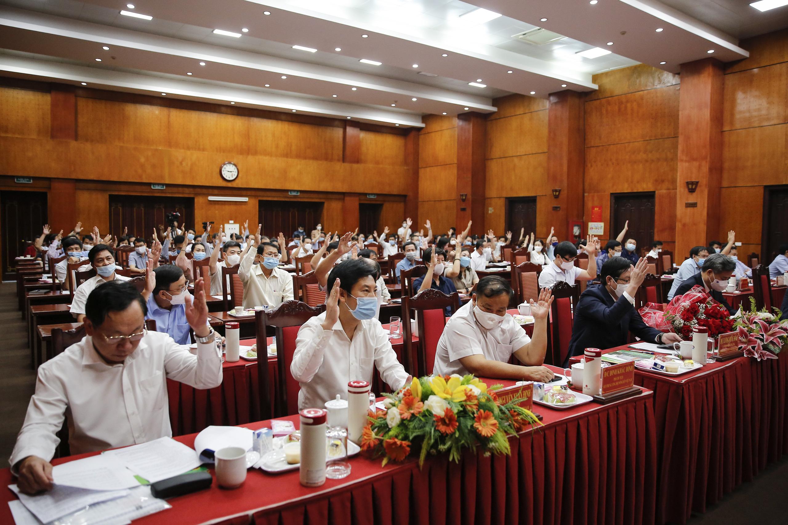 Ông Lương Quốc Đoàn được bầu giữ chức Chủ tịch Hội Nông dân Việt Nam - Ảnh 1.