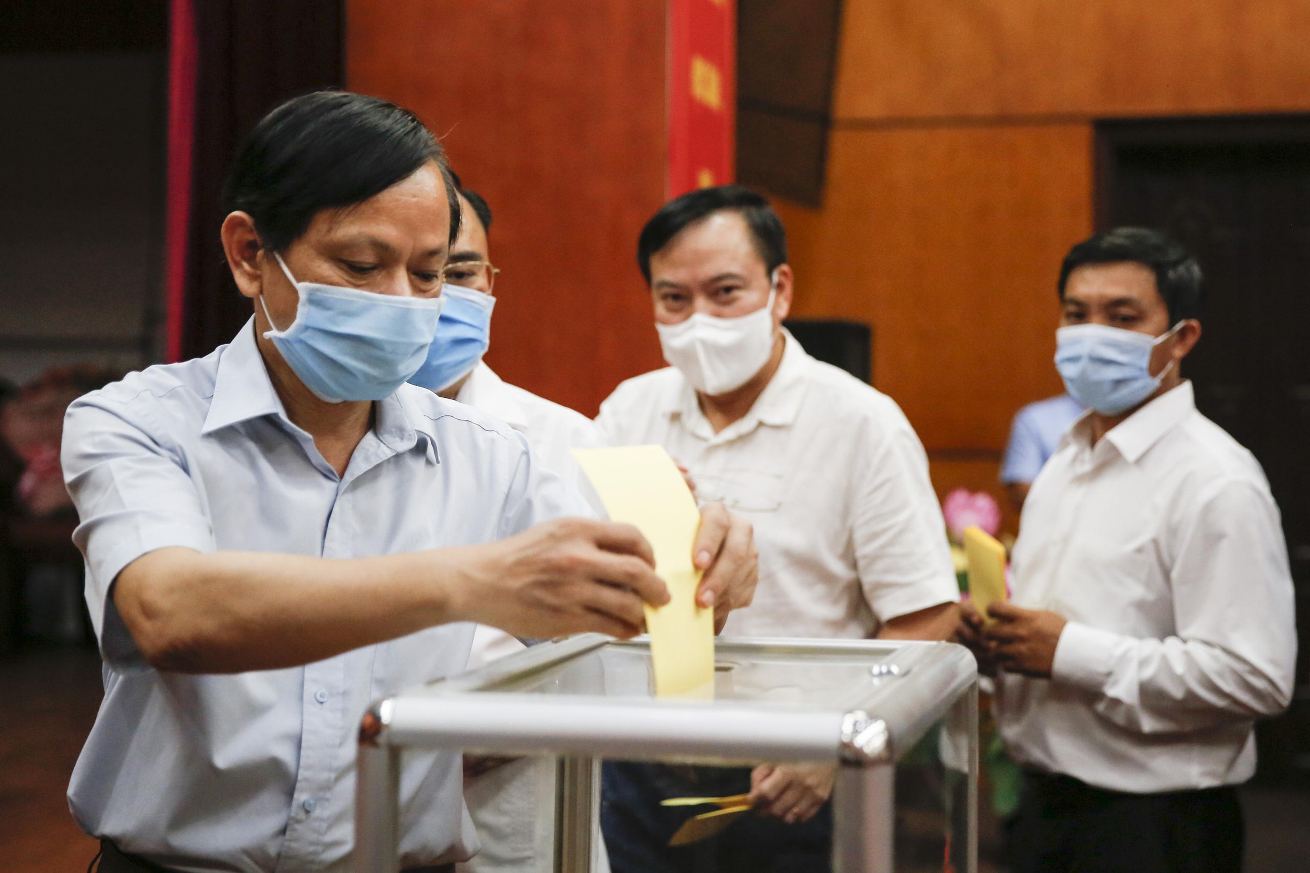 Ông Lương Quốc Đoàn được bầu giữ chức Chủ tịch Hội Nông dân Việt Nam - Ảnh 2.