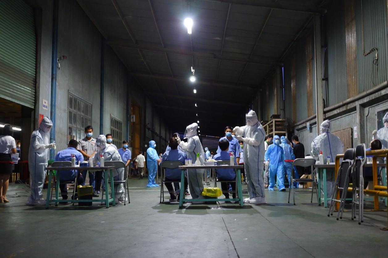 TP.HCM có gần 40.000 người liên quan đến Hội thánh, ca bệnh đã lan đến Tây Ninh, Long An, Bạc Liêu - Ảnh 3.