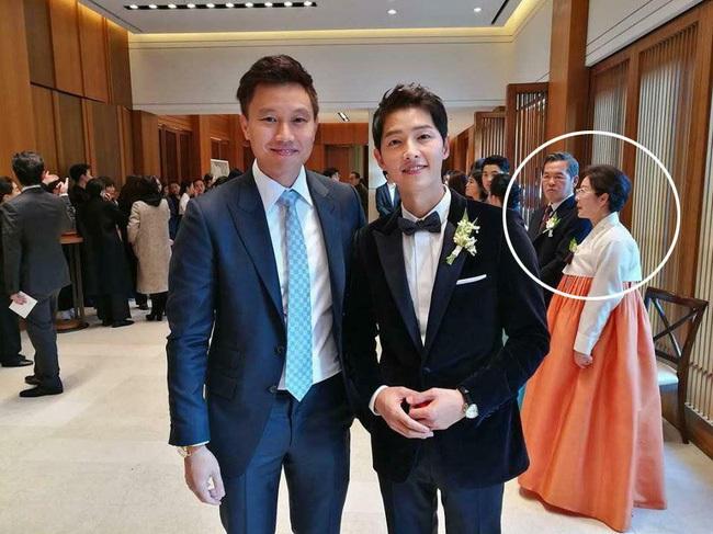 Tại sao Song Hye Kyo luôn tự hào về mẹ, không nhắc đến cha? - Ảnh 1.
