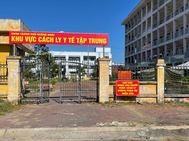 Quảng Ngãi: Cách ly tại nhà 21 ngày người về từ TP.Hồ Chí Minh để phòng dịch Covid-19  - Ảnh 4.