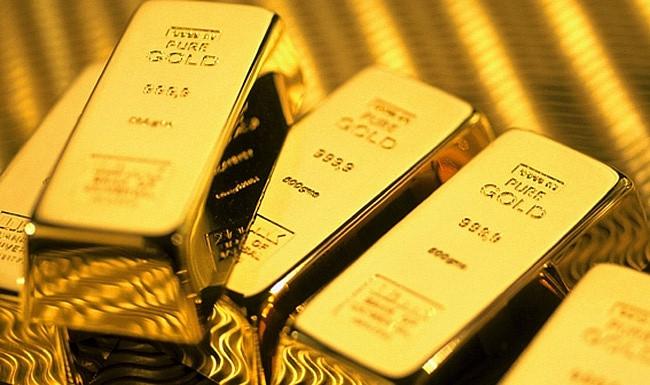 Giá vàng hôm nay 31/5: Vàng tăng vọt lên đỉnh mới - Ảnh 1.