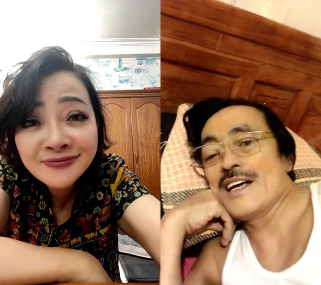Nghệ sĩ Giang Còi sụt 14kg sau lần ho ra máu, nhập viện cấp cứu khiến fan lo lắng - Ảnh 1.