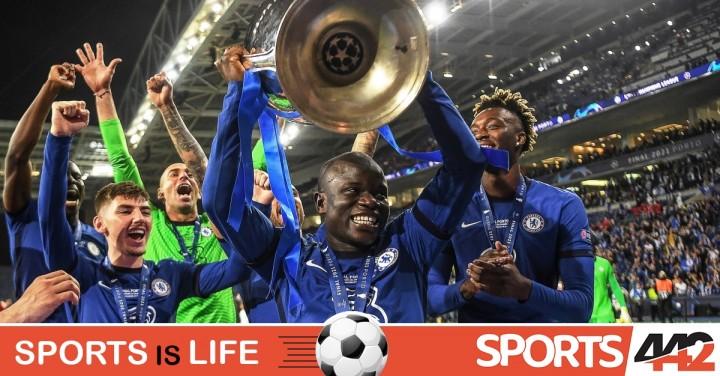 Giúp Chelsea vô địch Champions League, Kante được dự đoán giành QBV - Ảnh 1.