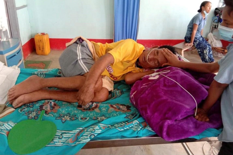 Dịch Covid-19 bùng phát tại Myanmar, hệ thống y tế gặp nhiều khó khăn - Ảnh 2.