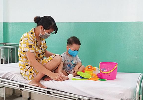 Mức hỗ trợ trẻ em phải cách ly tập trung vì dịch Covid -19 là 80.000 đồng/1 cháu/1 ngày. Hỗ trợ trong vòng 21 ngày.