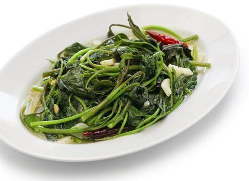 Xào rau lang nên nhớ mẹo này để rau xanh tươi, ngọt, không thâm đen - Ảnh 2.