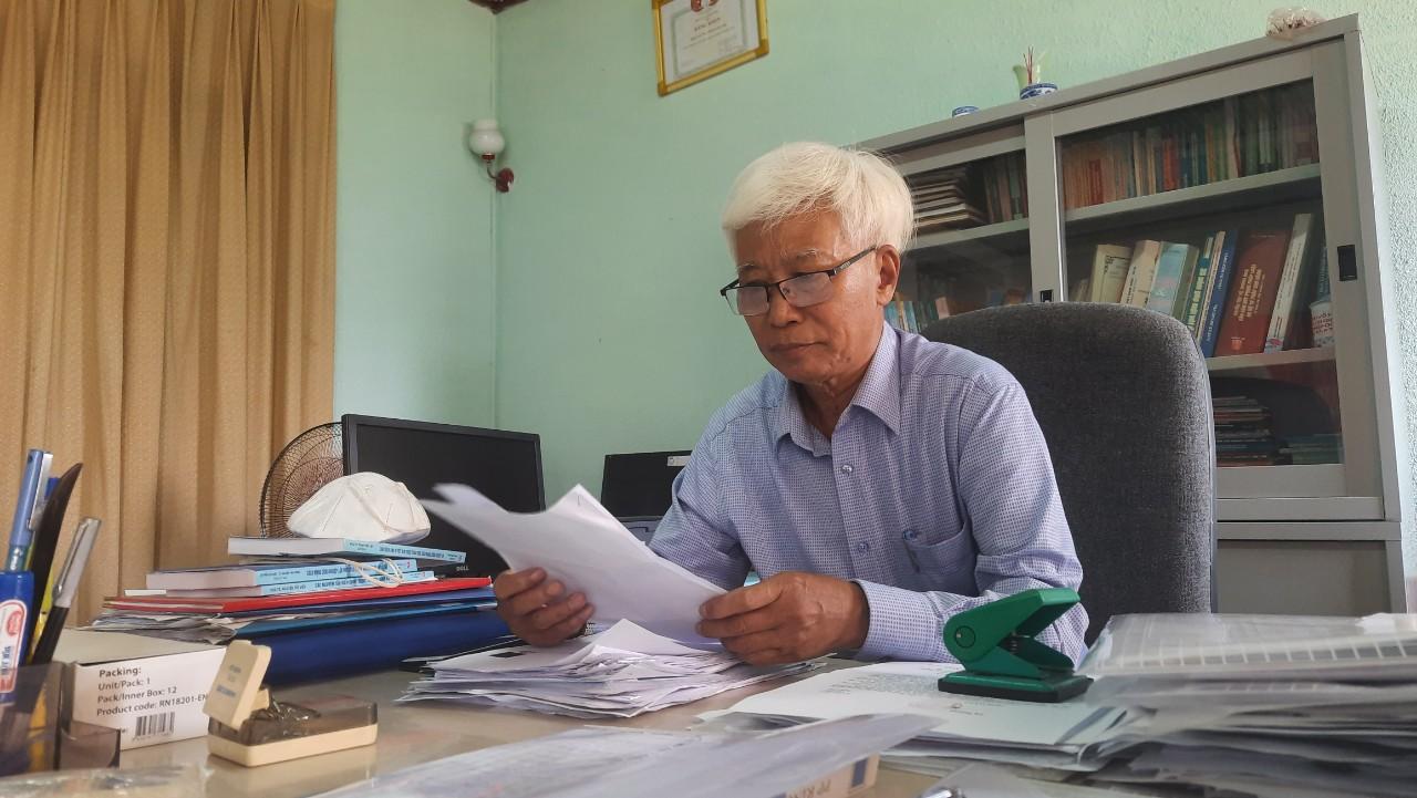 Quảng Trị: Hai anh em mất đất vì chính quyền chứng thực hợp đồng khống - Ảnh 5.