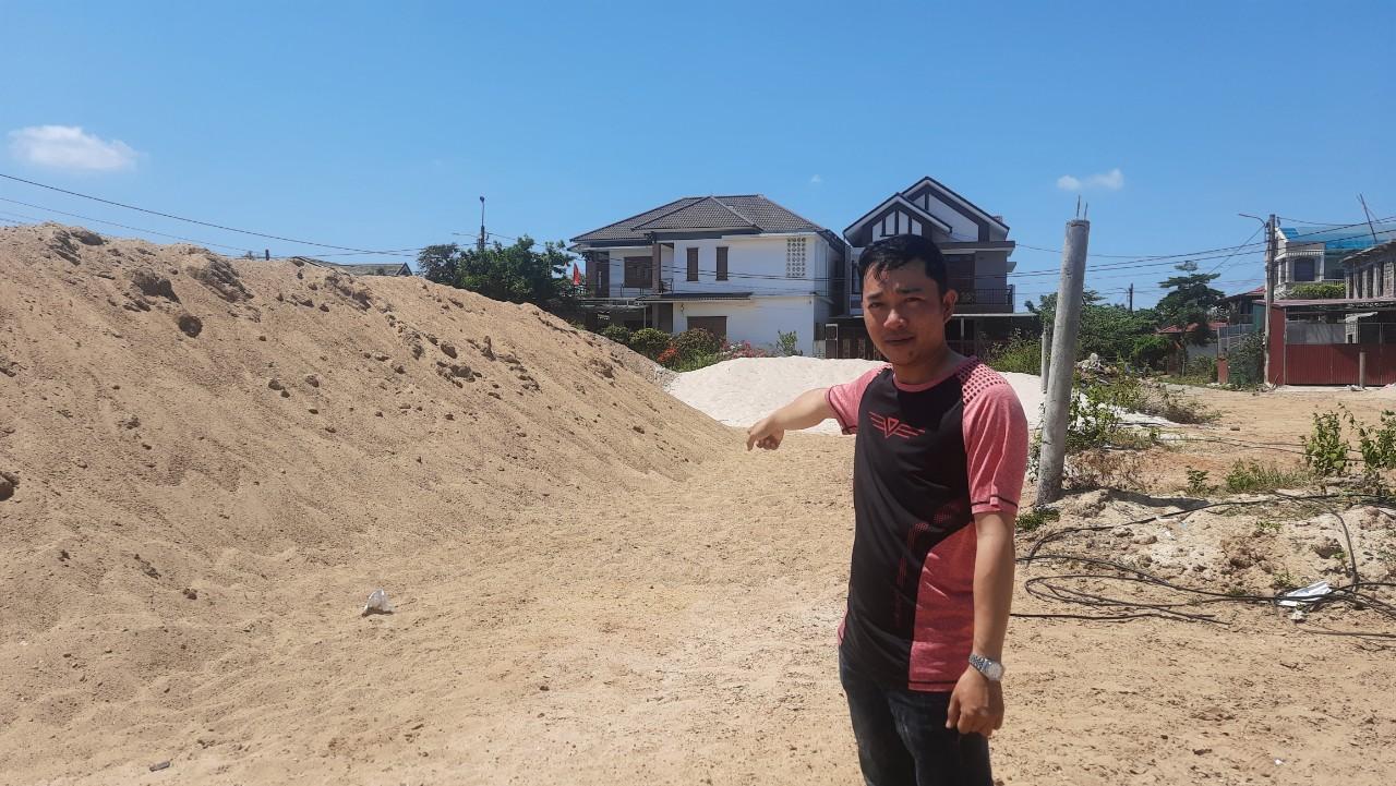 Quảng Trị: Hai anh em mất đất vì chính quyền chứng thực hợp đồng khống - Ảnh 1.