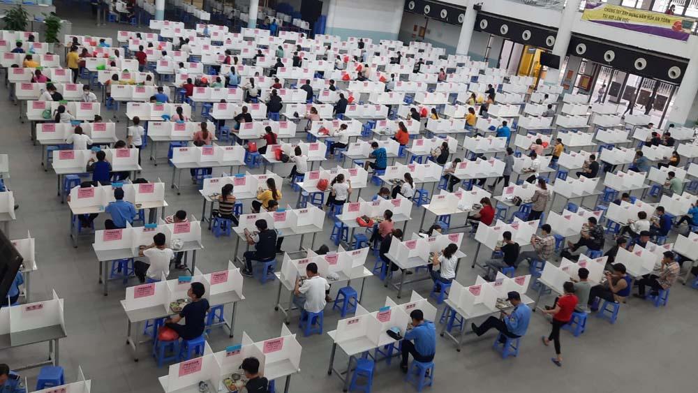 9 doanh nghiệp ở Bắc Giang được hoạt động trở lại - Ảnh 1.