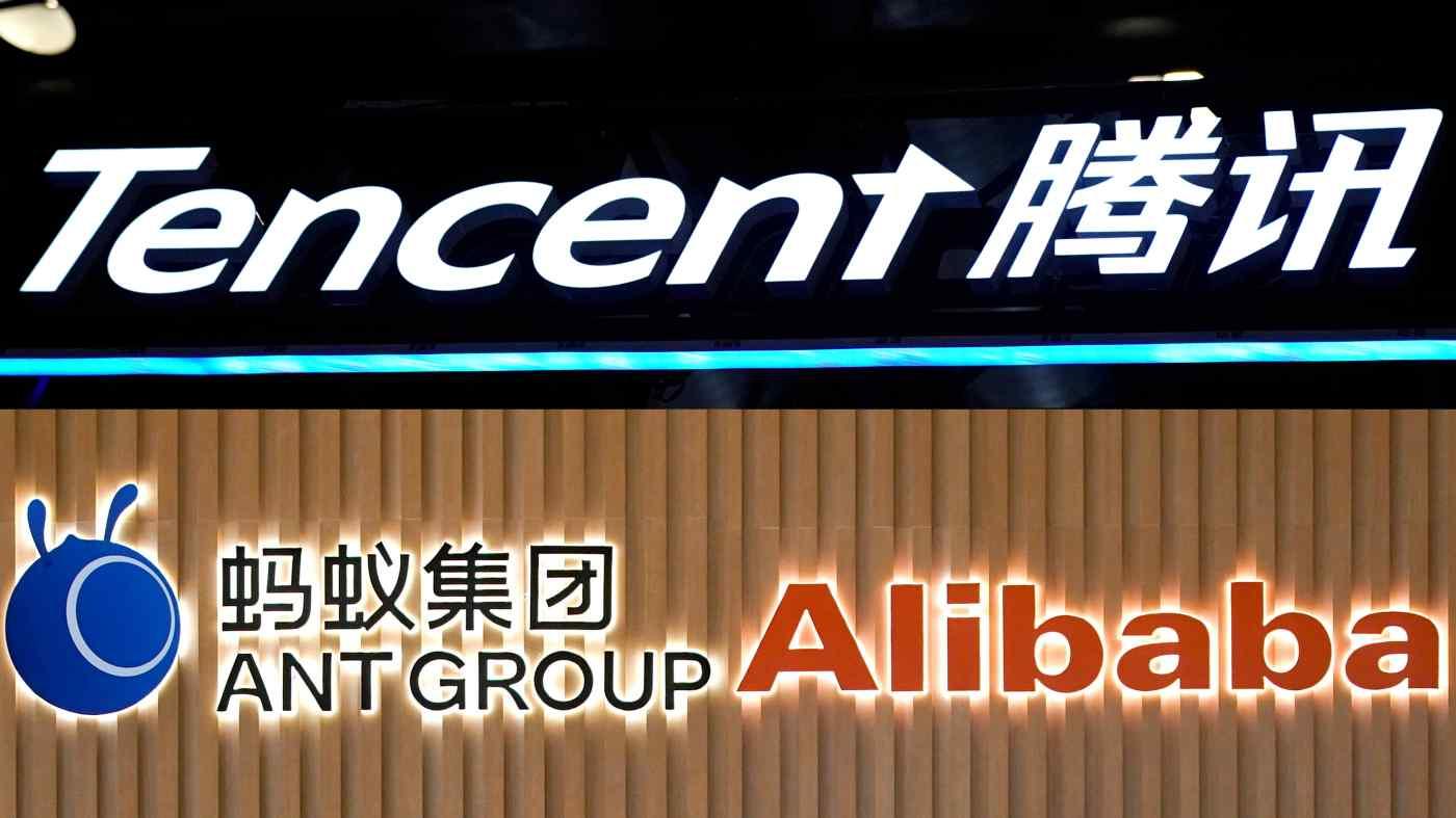 10 đại gia công nghệ Trung Quốc mất 800 tỷ USD vốn hóa trong 3 tháng: Bắc Kinh là nguyên nhân - Ảnh 1.