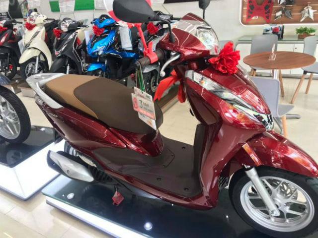 Honda Lead giảm giá hấp dẫn đầu tháng 6, khách Việt mua ngay kẻo lỡ - Ảnh 1.