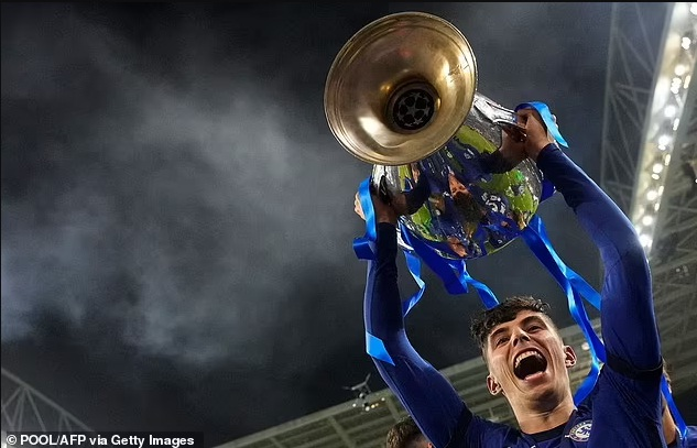 Vô địch Champions League, Chelsea mất bộn tiền vì Kai Havertz - Ảnh 3.