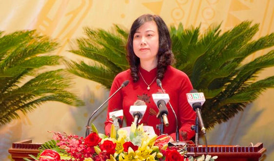 Chân dung các nữ Bí thư Tỉnh ủy, Chủ tịch tỉnh trúng cử đại biểu HĐND tỉnh khóa mới - Ảnh 1.