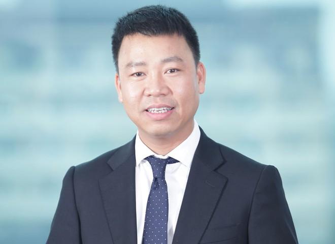 Ông Lê Vĩnh Sơn, Chủ tịch Hội đồng Quản trị Công ty Cổ phần Quốc tế Sơn Hà.