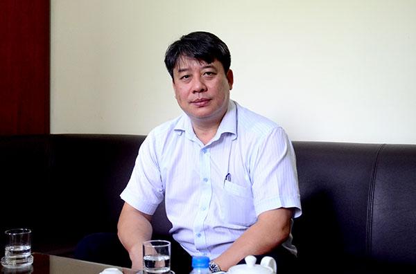 Ông Nguyễn Anh Tuấn, Bí thư Đảng ủy, Chủ tịch Hội đồng thành viên Tổng công ty Điện lực TP.Hà Nội.