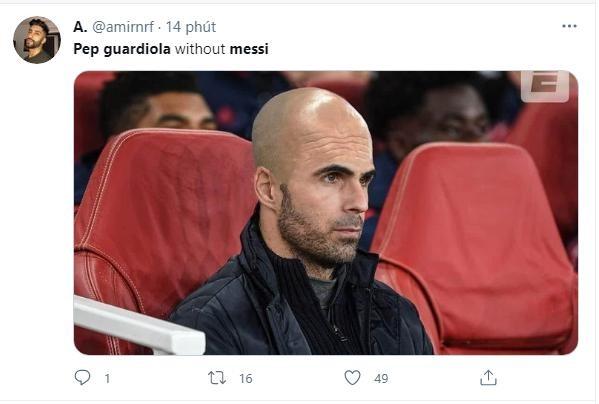"""Man City không vô địch Champions League vì HLV Guardiola bị... """"yểm bùa""""? - Ảnh 1."""