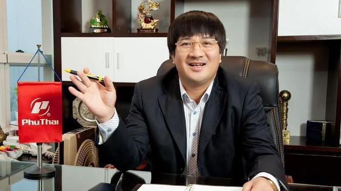Ông Phạm Đình Đoàn, Chủ tịch Tập đoàn Phú Thái - Tổng Giám đốc Công ty Cổ phần Tập đoàn Phú Thái.