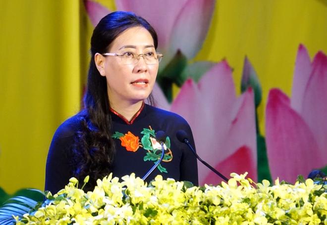 Chân dung các nữ Bí thư Tỉnh ủy, Chủ tịch tỉnh trúng cử đại biểu HĐND tỉnh khóa mới - Ảnh 6.