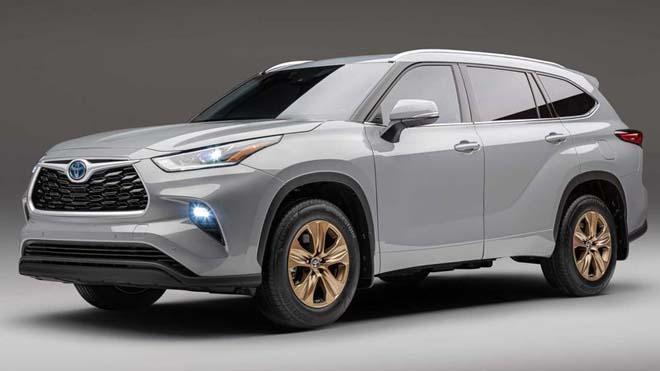Toyota Highlander 2022