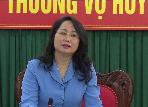 Chân dung các nữ Bí thư Tỉnh ủy, Chủ tịch tỉnh trúng cử đại biểu HĐND tỉnh khóa mới - Ảnh 4.