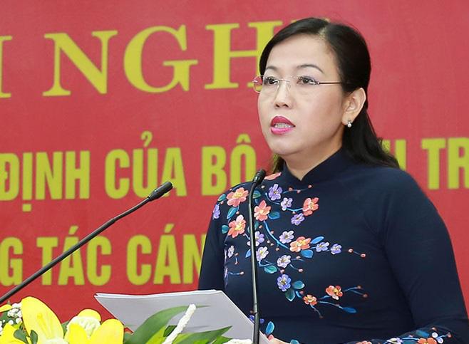 Chân dung các nữ Bí thư Tỉnh ủy, Chủ tịch tỉnh trúng cử đại biểu HĐND tỉnh khóa mới - Ảnh 3.