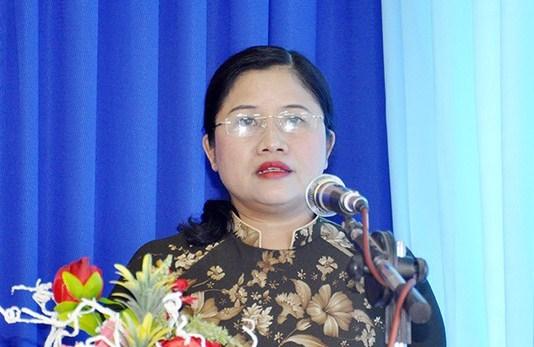 Chân dung các nữ Bí thư Tỉnh ủy, Chủ tịch tỉnh trúng cử đại biểu HĐND tỉnh khóa mới - Ảnh 7.
