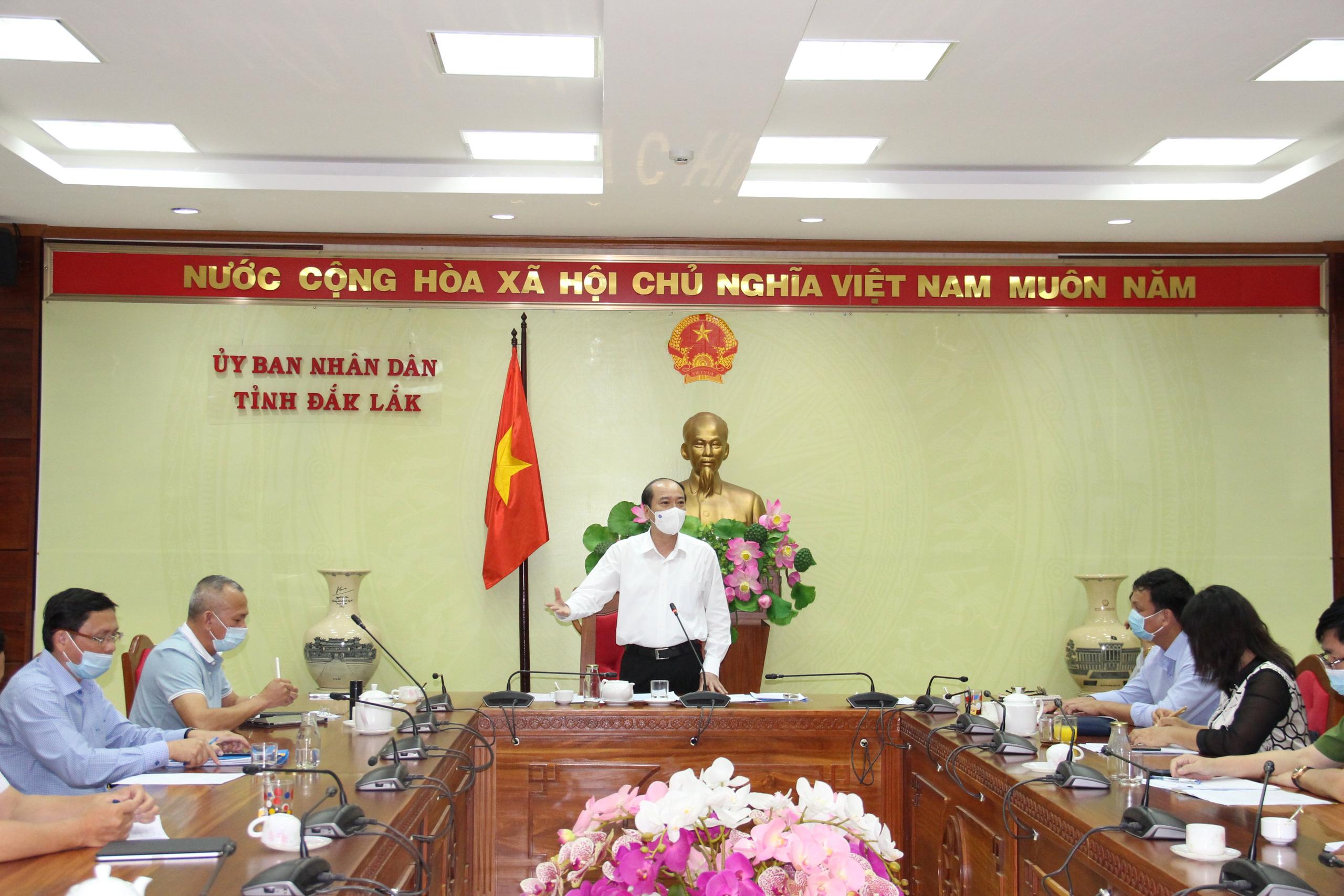 Đắk Lắk: Ghi nhận ca dương tính thứ 4 về từ vùng dịch TP. Hồ Chí Minh - Ảnh 2.
