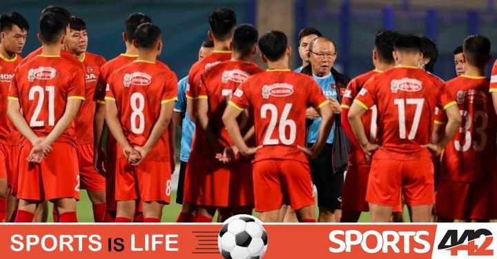 ĐT Việt Nam đấu Jordan, HLV Park Hang-seo nhận liền 3 tin vui - Ảnh 1.