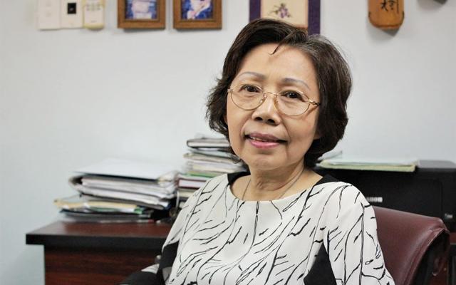 Bà Võ Xuân Loan, Mục sư phụ trách Hội thánh Truyền giáo Phục Hưng. Ảnh IT
