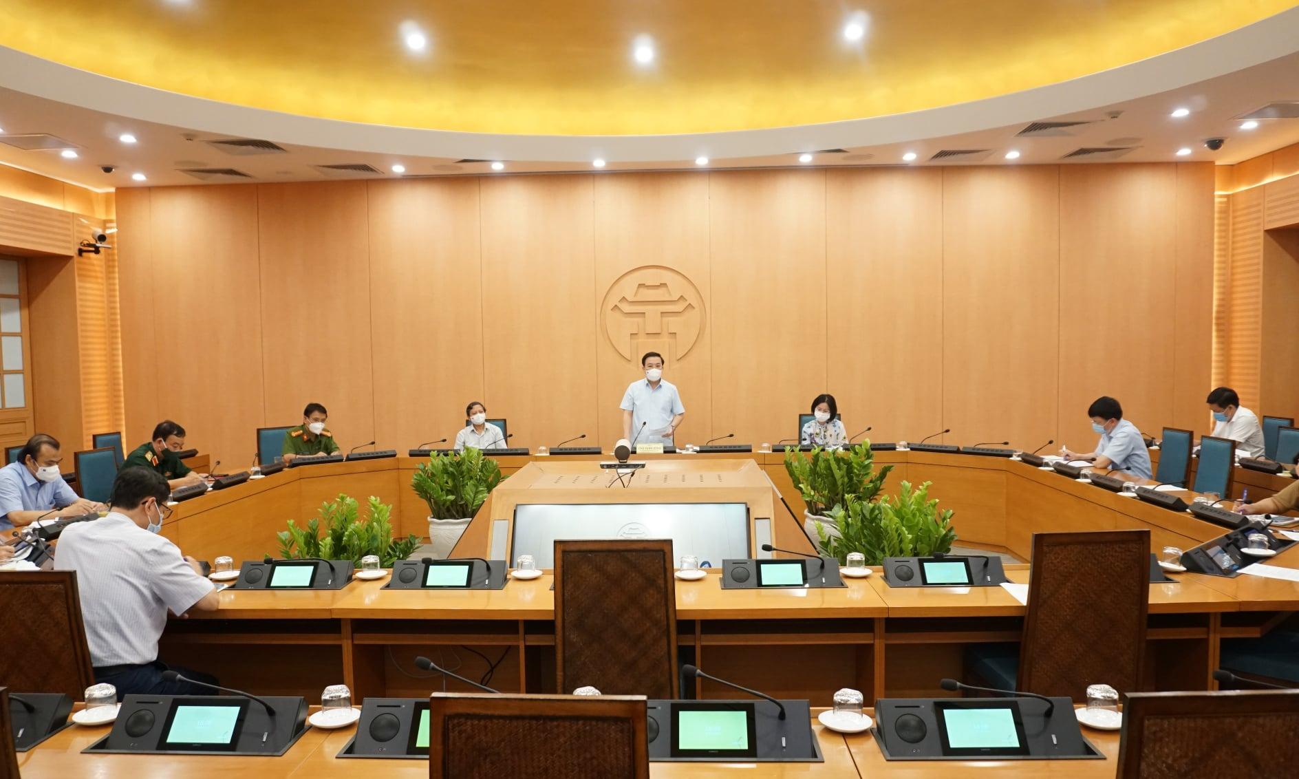 Hà Nội: Phát hiện 40 người liên quan Hội thánh truyền giáo Phục Hưng ở TP.HCM - Ảnh 1.